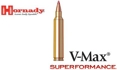Hornady 204 Ruger Superformance, V-MAX 40 Grain Box of 20 #83206?>