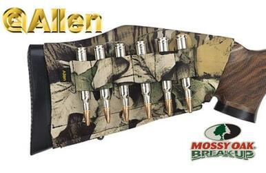 Allen Buttstock Rifle Shell Holder Mossy Oak Break-Up #20123?>
