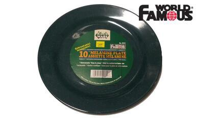 "World Famous Rockware Plate, 10"" #2812?>"