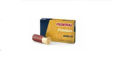 "Federal Premium 12 Gauge 2-3/4"" 00 Buckshot 9 Pellets Box of 5 #P15400?>"