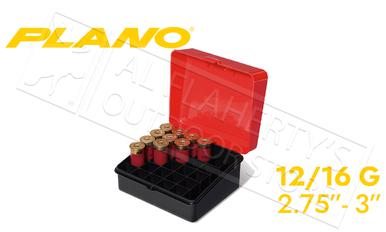 "Plano Shell Case for 25-Rounds of 12 or 16 Gauge - 3"" #121601?>"
