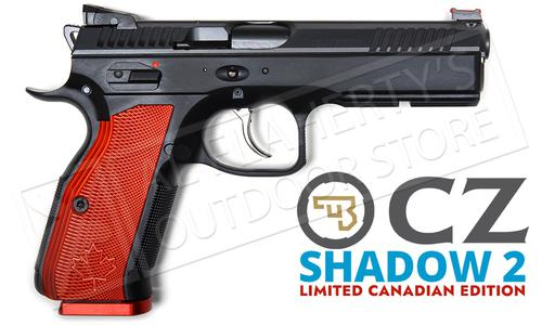 CZ Shadow 2 Canada Steel-Frame 9mm Pistol?>