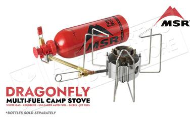 MSR Dragonfly Multi Fuel Stove  #11774?>