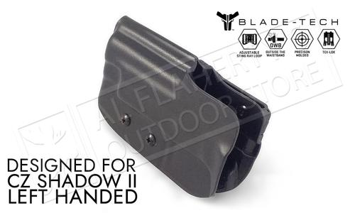 Blade-Tech Holster Classic OWB for CZ Shadow II, Left Handed with TekLok and ASR #HOLX000853181656?>