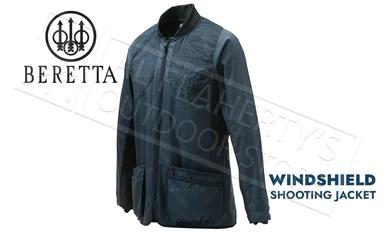 Beretta Windshield Shooting Jacket Navy #GT043T17710530?>
