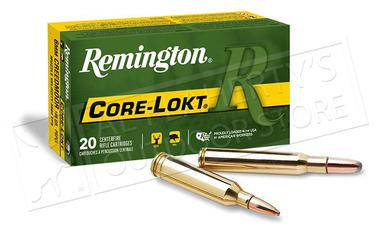 Remington 300 WIN Core-Lokt, Pointed Soft Point 180 Grain Box of 20 #R300W2?>