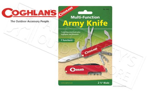 Coghlan's Army Knife, 7 Function #9507?>
