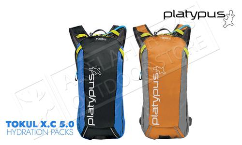 Platypus Tokul XC 5.0 Hydration Packs with Big Zip LP 3.0L Bag?>