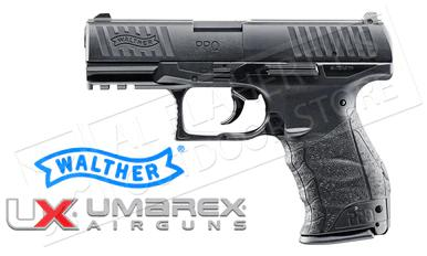Umarex Air Pistol Walther PPQ .177 Pellet or BB 360FPS #2256010?>