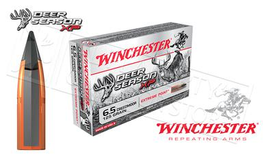 Winchester 6.5 Creedmoor Deer Season XP, Polymer Tipped 125 Grain box of 20 #X65DS?>