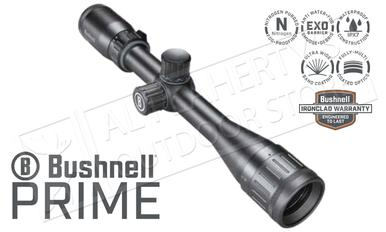Bushnell Prime 3.5-10x36mm Scope with Multi-X Reticle and Front Parallax Adjustment #RP3103BS3?>