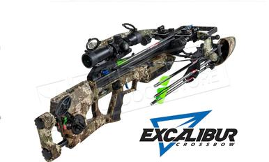 Excalibur Assassin 360 Strata Crossbow True Timber Strata with Tac-Zone Scope #E73367?>