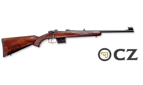 CZ 527 Bolt-Action Carbine with Iron Sights?>