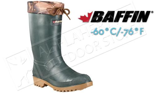 Baffin Trapper Boot, Forest Green, Rated to -60°C/-76°F?>