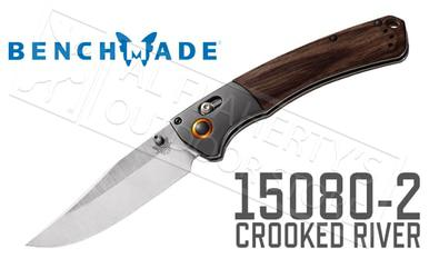 Benchmade 15080 Crooked River AXIS Folder #15080-2?>