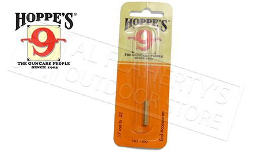 Hoppe's Adapter for 17 Caliber Rod to 22 Caliber #1400?>