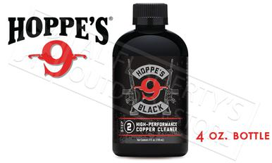 Hoppe's Black Copper Cleaner 4 oz. Bottle #HBCC?>