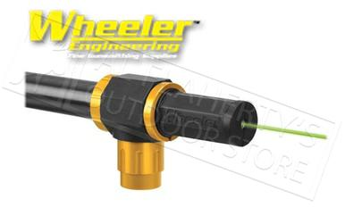 Wheeler Professional Green Laser Magnetic Bore Sighter #589922?>