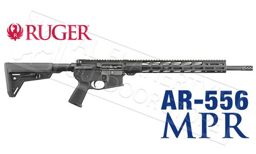 Ruger AR-556 MPR Rifle in 5.56x45 #8521?>