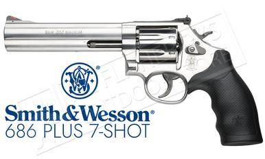 Smith & Wesson Model 686 Plus .357 Magnum, 7 Round #164198?>