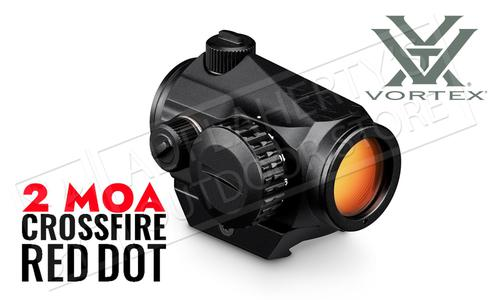Vortex Crossfire Red Dot - 2 MOA, Updated for 2019 #CF-RD2?>
