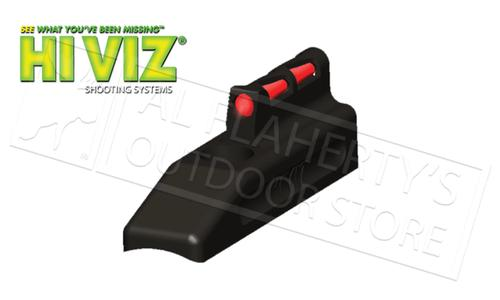 HiViz Litewave Interchangeable Front Sight for Ruger MKII/MKIII & Browning Buckmark Pistols #HRBLW01?>