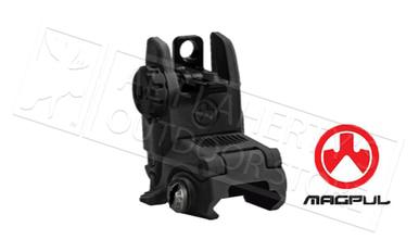 Magpul MBUS Back-Up Rear Sight - Black #MAG248-BLK?>