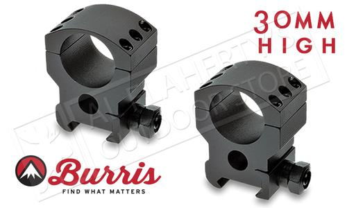 Burris XTR Xtreme Tactical Scope Rings, High, 30mm #420164?>
