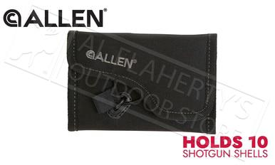 Allen Ammo Pouch for Shotgun Shells - Black #17641?>