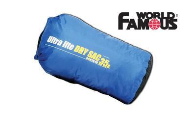 World Famous Ultra Light Dry Sacs 35L #1256?>