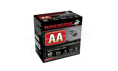 "(Store Pick up Only) Winchester AA Heavy Target Load 12 Gauge #7.5, 2-3/4"", 1-1/8 oz., Case of 250 #AAM129CASE?>"