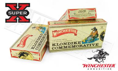 Winchester 30-30 WIN Super X Klondike Commemorative, Silvertip 170 Grain Box of 20 #3030KGR?>