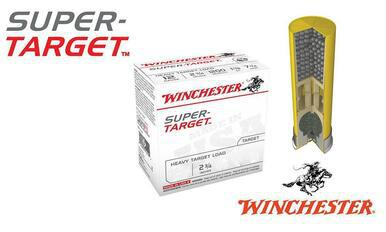 "(Store Pick Up Only) Winchester Super-Target 20 Gauge #8, 2-3/4"", Case of 250 #TRGT208-CASE?>"