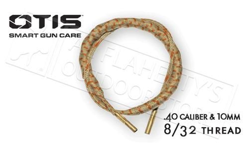 Otis Ripcord Boresnake for .40 Caliber and 10mm Handguns #FG-RC-341?>