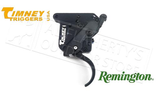 Timney Triggers Remington 700 Adjustable Trigger with Safety, RH #510?>