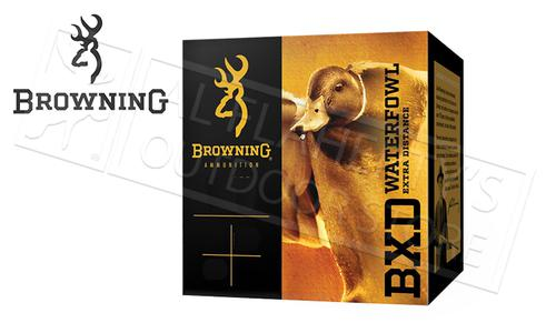 "Browning Ammo BXD Waterfowl Steel Shot Shells 20 Gauge 3"" 1 oz Box of 25 #B19341203?>"