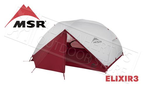 MSR Elixir 2 or 3 Person Lightweight Backpacking Tent?>