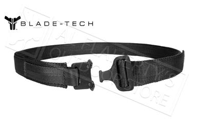 Blade-Tech Instructors Belt with Cobra Buckle, Various Sizes #APPX0105CBRABTBLK?>