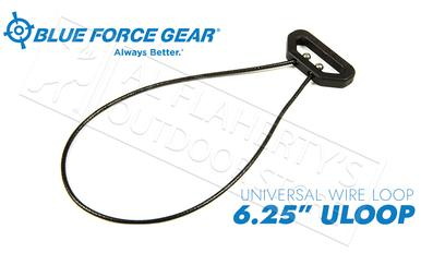 "Blue Force Gear Universal Wire Loop 6.25"" #UWL-625?>"
