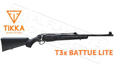 Tikka T3X Battue Lite Rifle with TruGlo Sights - Various Calibers #TF1T?>