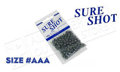 Sure Shot Split Shot, Size AAA, 100g #SSAACG?>