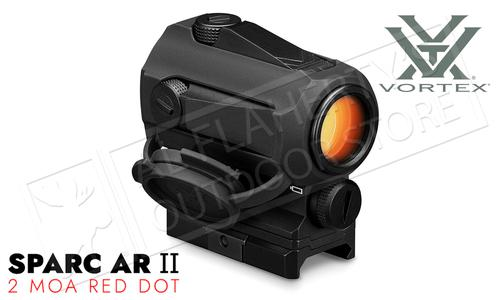 Vortex SPARC AR 2 Red Dot with Multi-Height Mount - 2 MOA (LED Upgrade) #SPC-AR2?>