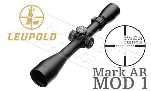 Leupold Mark AR MOD 1 Scope 3-9x40mm with Mil-Dot Reticle and P5 Turrets #115390?>