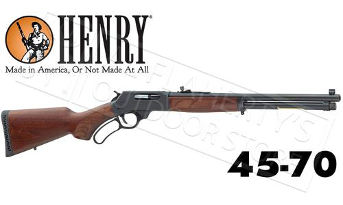 Henry Lever-Action 45-70 Rifle #H010?>