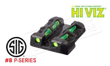 HiViz Litewave Interchangeable Rear Sight for SIG P-Series Pistols #SGLW18?>