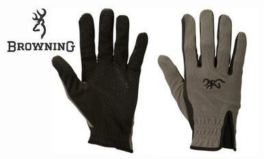 Browning Trapper Creek Mesh Back Shooting Gloves, M - 2XL #30701379?>