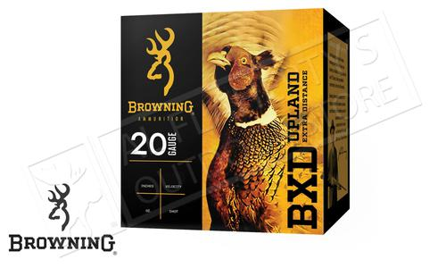 "Browning Ammo BXD Upland Shells 20 Gauge 2.75"" 1 oz Box of 25 #B19351202?>"