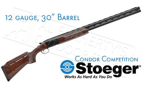 "Stoeger IGA Condor Competition Over-Under, 12 Gauge, 3"" Chamber, 30"" Ported Barrel w/Adjustable Comb #31045?>"