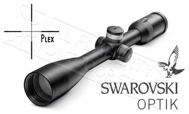 Swarovski Z5 Scope 3.5-18X44mm With Plex Reticle, Ballistic Turrets & Parallax Adjustments #59760?>