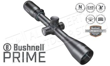 Bushnell Prime 4-12x40mm Scope with Multi-X Reticle and Side Parallax Adjustment #RP4124BS3?>